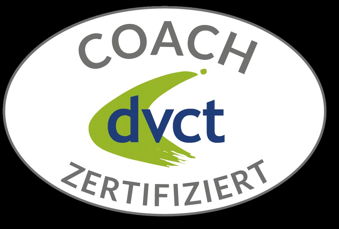 dvct Logo Coach Zertifizierung